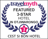 3 star hotels in Otjiwarongo
